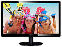 Монитор 19.5' Philips 200V4QSBR/00, Black