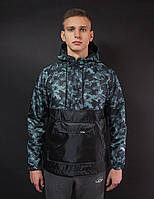 Мужской Анорак beZet fight camo