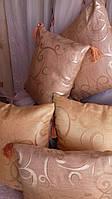 Чехол на подушку декоративный