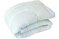 """Одеяло зимнее силиконовое 200х220 белое чехол микрофибра ТМ """"Руно"""""""