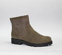Женские ботинки Camelot оригинал натуральная замша 37