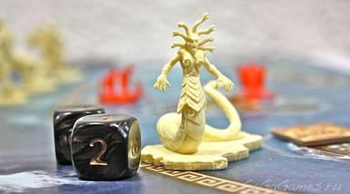 Настольная игра Cyclades (Киклады), фото 3