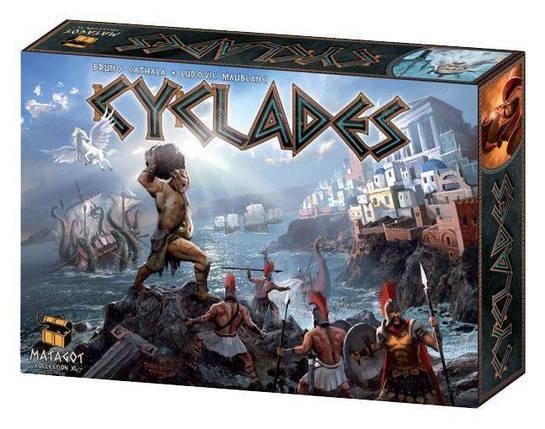 Настольная игра Cyclades (Киклады), фото 2