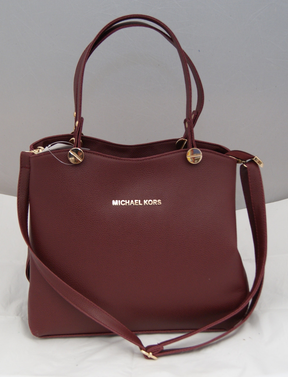 b90b9fc0f661 Женская сумка Michael Kors, цвет бордовый Майкл Корс MK: продажа ...