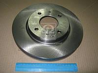 Диск тормозной MITSUBISHI GALANT VI 2.0-2.5 96-04, LANCER 1.3-2.0 03- передн. (пр-во REMSA)