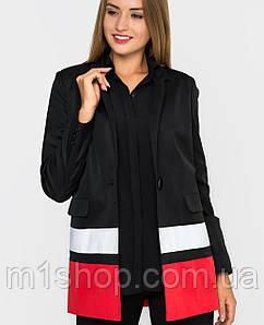 Женский удлиненный пиджак (9001 sk)