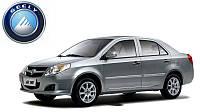 Колодки тормозные передние 1014003350 (Geely MK / MK New)