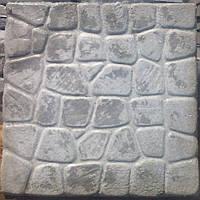 Вибро-литая плитка Морской камень 500*500мм
