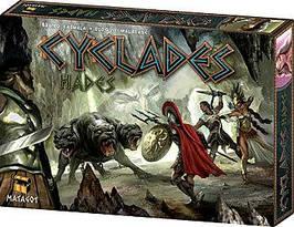 Настольная игра Cyclades Hades (Киклады Аид)