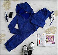 Женский теплый спортивный костюм (разные цвета)