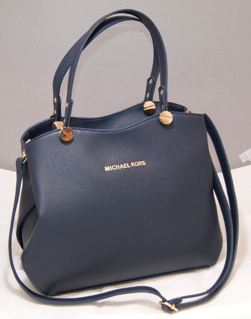 64be8ee6fbb4 Женская сумка Michael Kors, цвет синий Майкл Корс MK: продажа, цена ...
