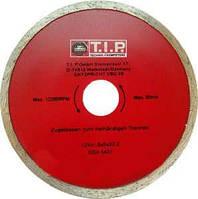 """Алмазный диск ТМ """"T.I.P."""" для плитки, Ф115"""
