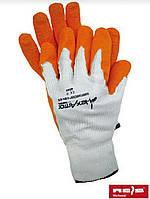 Перчатки защитные изготовлены из синтетической ткани HEXARMOR-9014 P