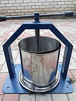 Пресс ручной ( 15 литров) нержавейка Винница