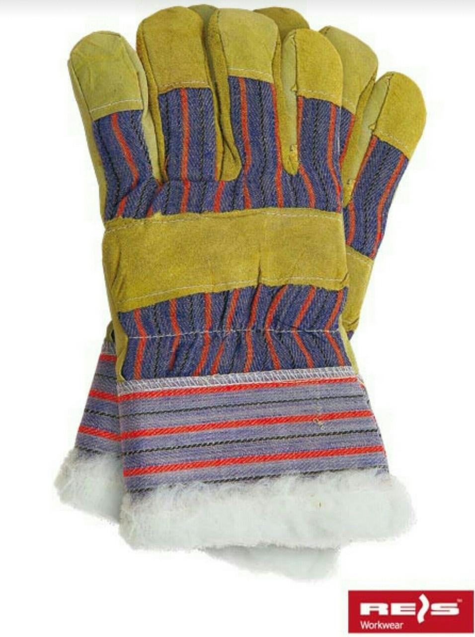 Перчатки рабочие утепленные RSO