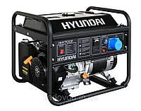 Бензиновый электрогенератор Hyundai HHY 7010F