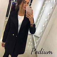 Пальто женское (кашемир+подкладка)