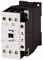 Силовой контактор, I=25A [AC-3], вспомог.конт. 1NO DILM25-10(230V50HZ,240V60HZ) Moeller-EATON ((MJ))(277132-),