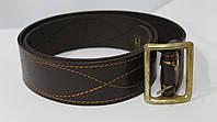 Ремень кожаный (портупея)