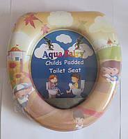 Детское сиденье-накладка на унитаз (Турция)