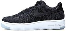 Кроссовки мужские Найк Nike Air Force 1 Low Ultra Flyknit Dark Grey. ТОП Реплика ААА класса., фото 2