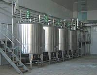 Химический реактор 2.5 м³ для смешивания ваших компонентов. Аренда