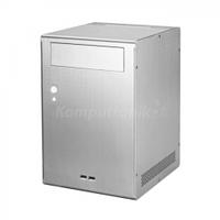 Маленькие типа ITX, Lian, Li, PC-Q07A, -, srebrny