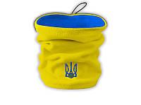 Горловик (бафф) Украина желто-голубой 2 в 1 , фото 1