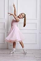 Рейтинговое платье с двумя юбками для латинны и стандарта 30