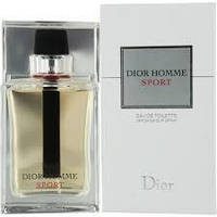 Тестер духи мужские Christian Dior Dior Homme Sport New Design ( Кристиан Диор Диор Хоум Спорт Нью Дизайн)