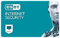 Антивирус Internet security (1год, 3 пк)ESET