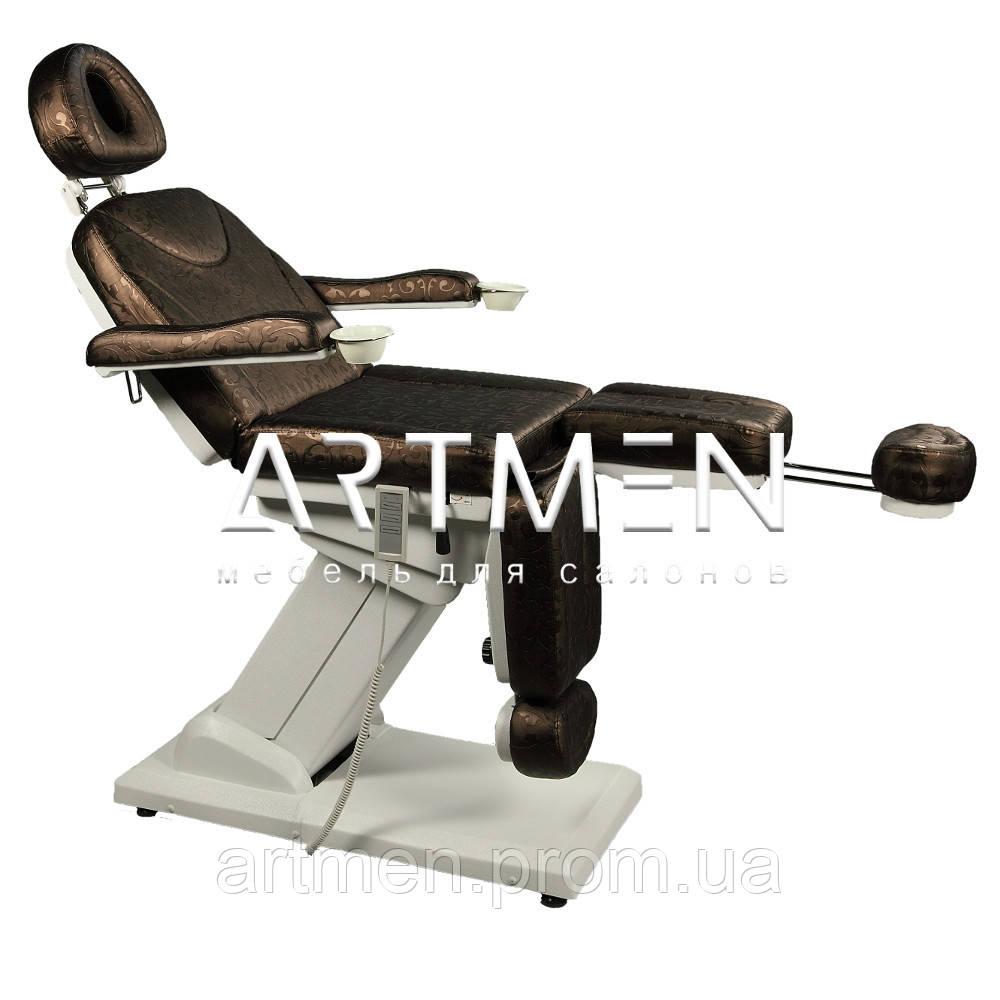 Кресло педикюрное ZD-848-3A