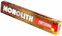 Электроды сварочные МОНОЛИТ Professional 3.0 мм (пачка 1 кг)
