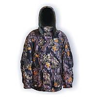Костюм зимний пуховой до -40С для охоты и рыбалки ANT GRIZZLI, Костюм мембрана с отстёгивающейся курткой