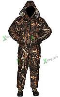 Костюм Зимний Мембрана Камуфлированный ,Теплый костюм для охоты из мембранной ткани Alova