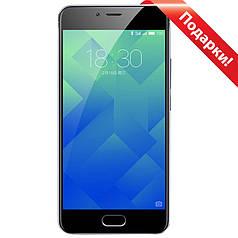 "Смартфон 5.2"" Meizu M5s, 3GB+16GB Серый Android 6.0 камеры Sony Exmor RS 13+5 Мп"
