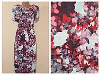 Красивое платье ТМ Валентин и Диана из ткани штапель