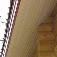 Подшивка карниза крыши, как сделать карниз крыши самостоятельно?
