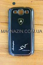 "Чехол накладка для Samsung Galaxy S III I9300 ""Lamborghini"" black"
