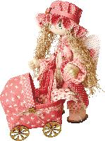 """Набор для шитья Текстильная каркасная кукла """"Ангелок"""""""