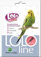 Lolopets (Лоло Петс) Витамины для попугаев развитие разговора 10гр