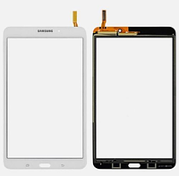 """Оригинальный тачскрин / сенсор (сенсорное стекло) для Samsung Galaxy Tab 4 8.0"""" T330 версия WiFi (белый цвет)"""