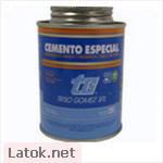 Специальный цемент 250 мл для ремонта камер и шин банка TG-C 250 CP 0020 Tirso Gomez Srl