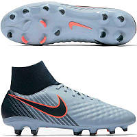 Футбольные бутсы Nike Magista Onda II DF FG 917787-400 0a674cf76d094