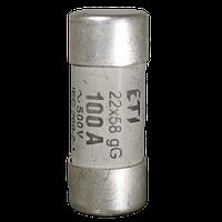 Предохранитель CH 22x58 gG 100A, 690V