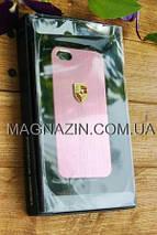 """Чехол iPhone 4, """"Porsche"""" rose, фото 2"""