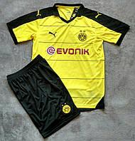 Футбольная форма Puma  Borussia Dortmund  2015-16