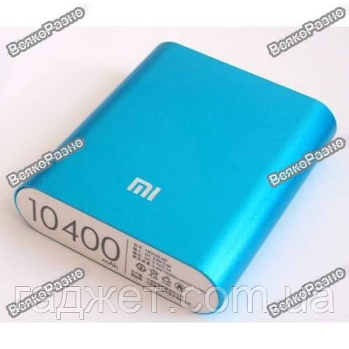Xiaomi Power Bank 10400 mAh,blue - универсальная батарея