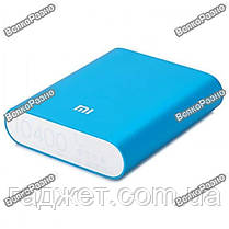 Xiaomi Power Bank 10400 mAh,blue - универсальная батарея, фото 2
