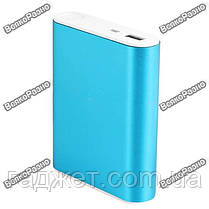 Xiaomi Power Bank 10400 mAh,blue - универсальная батарея, фото 3